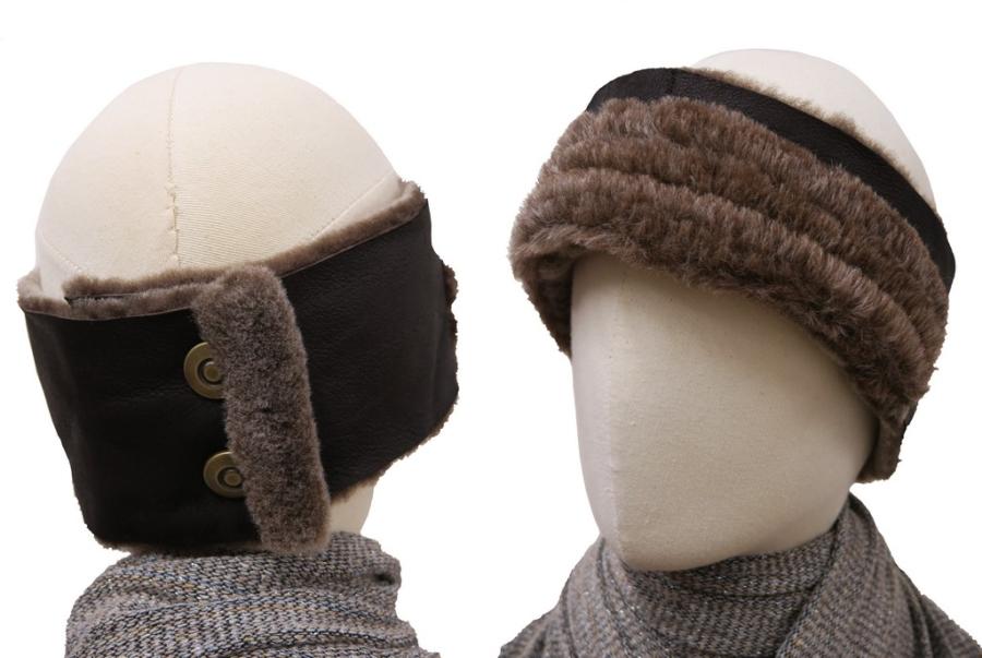 Hoofdband-winter-lammy-Alpaca-AvlCouture
