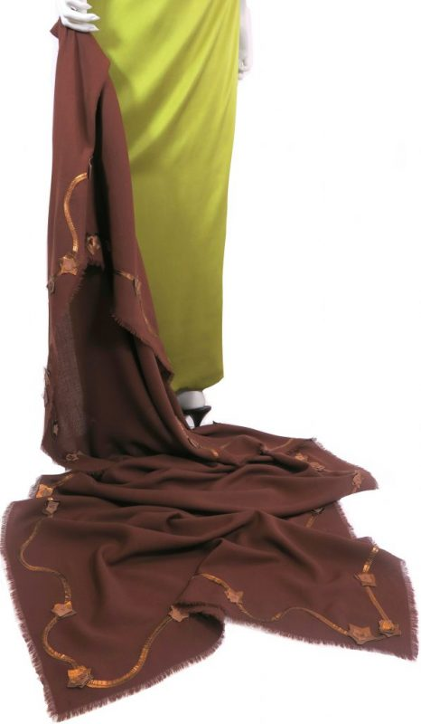 stola-leder-brons-AvLCouture