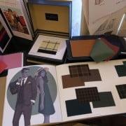 Nieuwe luxe stofstalen collectie uit Engeland