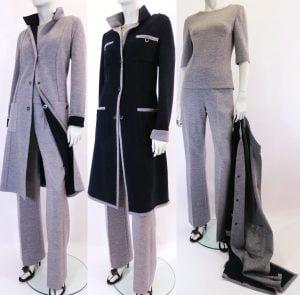 Broekpak AvL Couture Den Haag