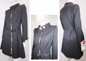 robe manteau AvL Couture Den Haag